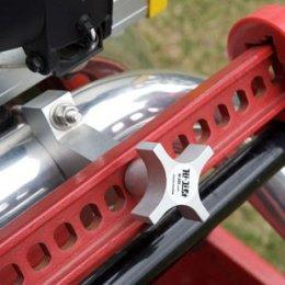 Крепеж домкрата Hi-Lift к трубе бампера ARB (5-7,5 см)