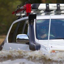 Шноркель Safari Toyota LC Prado 150 2009-...
