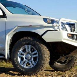 Боковая защита ARB Toyota LC Prado 150 2009-...