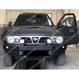Силовой бампер Nissan Terrano II 1993-2006