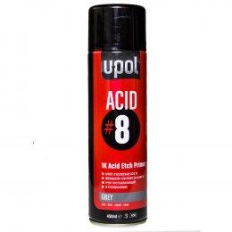 Грунт протравливающий U-POL ACID 8 (аэрозоль)