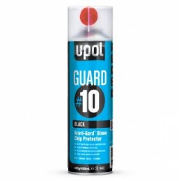 Антигравий U-POL Guard (аэрозоль 450мл)