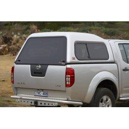 Высокий кунг Nissan Navara 2005-2015