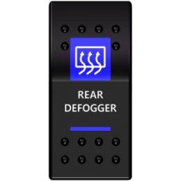 Тумблер Rear Defogger (тип A)