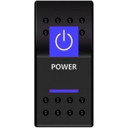Тумблер POWER под реле Gruner (тип A)