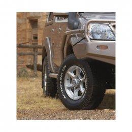 Силовые пороги с защитой крыла ARB Toyota Hilux 2005-2015