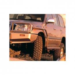Силовые пороги с защитой крыла ARB Toyota Land Cruiser 100