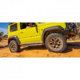 Силовые пороги ARB Rock Sliders Suzuki Jimny 2019-...