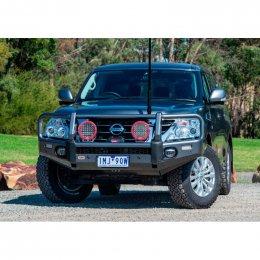 Силовой бампер ARB Summit Nissan Patrol Y62