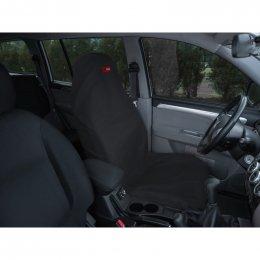 Чехол грязезащитный ORPRO на переднее сиденье (Черный)