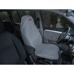 Чехол грязезащитный ORPRO на переднее сиденье (Серый)