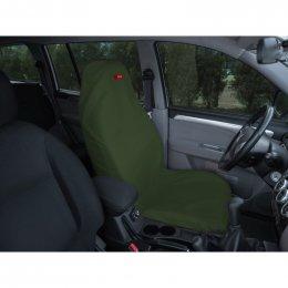 Чехол грязезащитный ORPRO на переднее сиденье (Зеленый)
