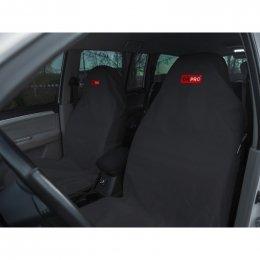 Комплект грязезащитных чехлов ORPRO на передние сиденья (Черный)