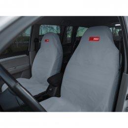 Комплект грязезащитных чехлов ORPRO на передние сиденья (Серый)