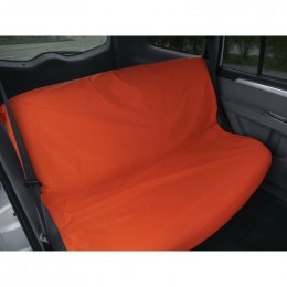 Чехол грязезащитный ORPRO на заднее сиденье (Оранжевый)