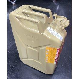 Стальная топливная канистра Jerry Can 20 литров