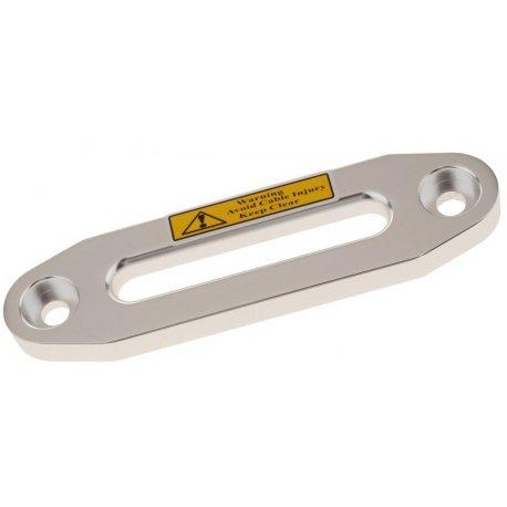 Клюз алюминиевый полированный для квадроцикла (155 мм)
