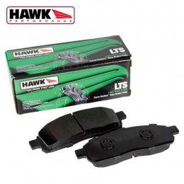 Задние усиленные тормозные колодки HAWK LTS Toyota Land Cruiser Prado