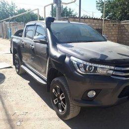 Шноркель Toyota Hilux 2015-...