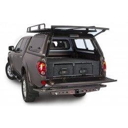 Комплект ящиков в багажник для Mitsubishi L200