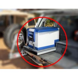 Выдвижной ящик с выдвижной верхней крышкой 1045х535х280