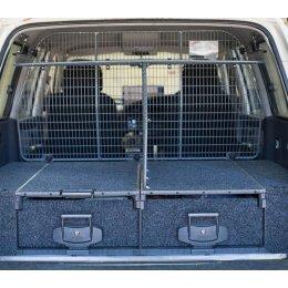 Комплект перегородок между ящиками и багажником Nissan Patrol Y61