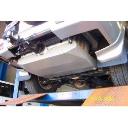 Топливный бак LONG RANGER 60l Mitsubishi Pajero Wagon 2000-...