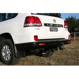 Задний бампер Kaymar Toyota Land Cruiser 200 2007-2015