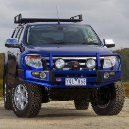 Силовой бампер ARB Delux Ford Ranger 2011-...