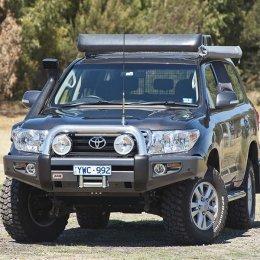 Силовой бампер ARB Sahara Toyota LC 200 2012-2015