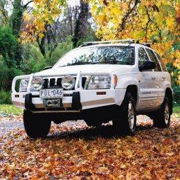 Силовой бампер ARB Delux Jeep Grand Cherokee 1999-04