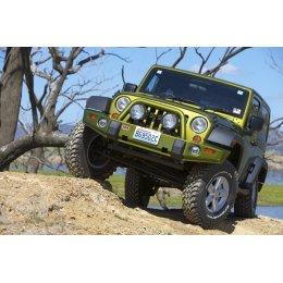 Силовой бампер ARB Delux Jeep Wrangler  2007- ...