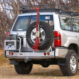 Задний силовой бампер ARB Nissan Patrol Y61 1997-2004