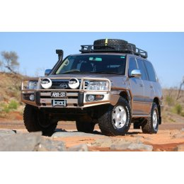 Силовой бампер ARB Delux Toyota LC 100 1997-2002
