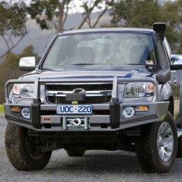 Силовой бампер ARB Delux Mazda BT-50 2008-11