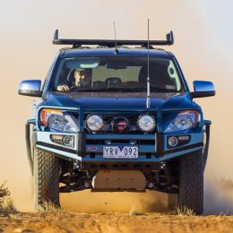Силовой бампер ARB Delux Mazda BT-50 2011-...