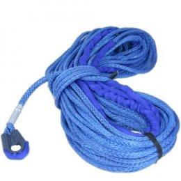 Синтетический трос Samson AmSteel-Blue Samthane 15м 7мм