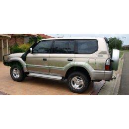 Шноркель Toyota Land Cruiser 90