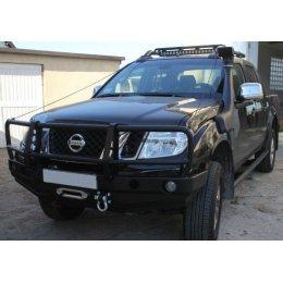 Силовой бампер Nissan Navara 2005-2015