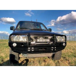 Силовой бампер Nissan Terrano II