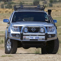 Силовой бампер ARB Sahara Nissan Navara 2005-2015