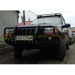 Силовой бампер Jeep Grand Cherokee ZJ 1993-1998