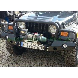 Силовой бампер Jeep Wrangler TJ 1996-2006