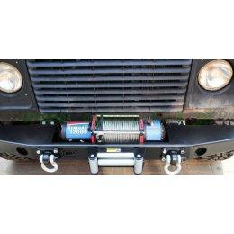 Силовой бампер Land Rover Defender