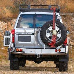 Задний силовой бампер ARB Nissan Patrol Y61 2004-2010
