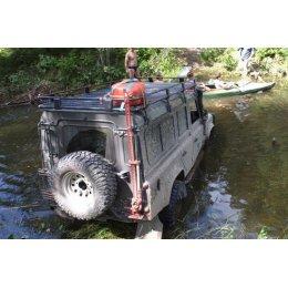 Экспедиционный багажник ARB 3000x1350 с сеткой Land Rover Defender 110