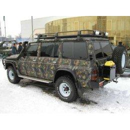 Экспедиционный багажник ARB 2200х1250 Nissan Patrol Y60