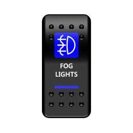 Тумблер Fog Lights (тип A)