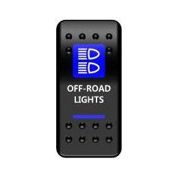 Тумблер Off-Road Lights (тип A)