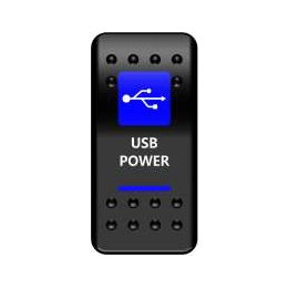 Тумблер USB Power (тип A)